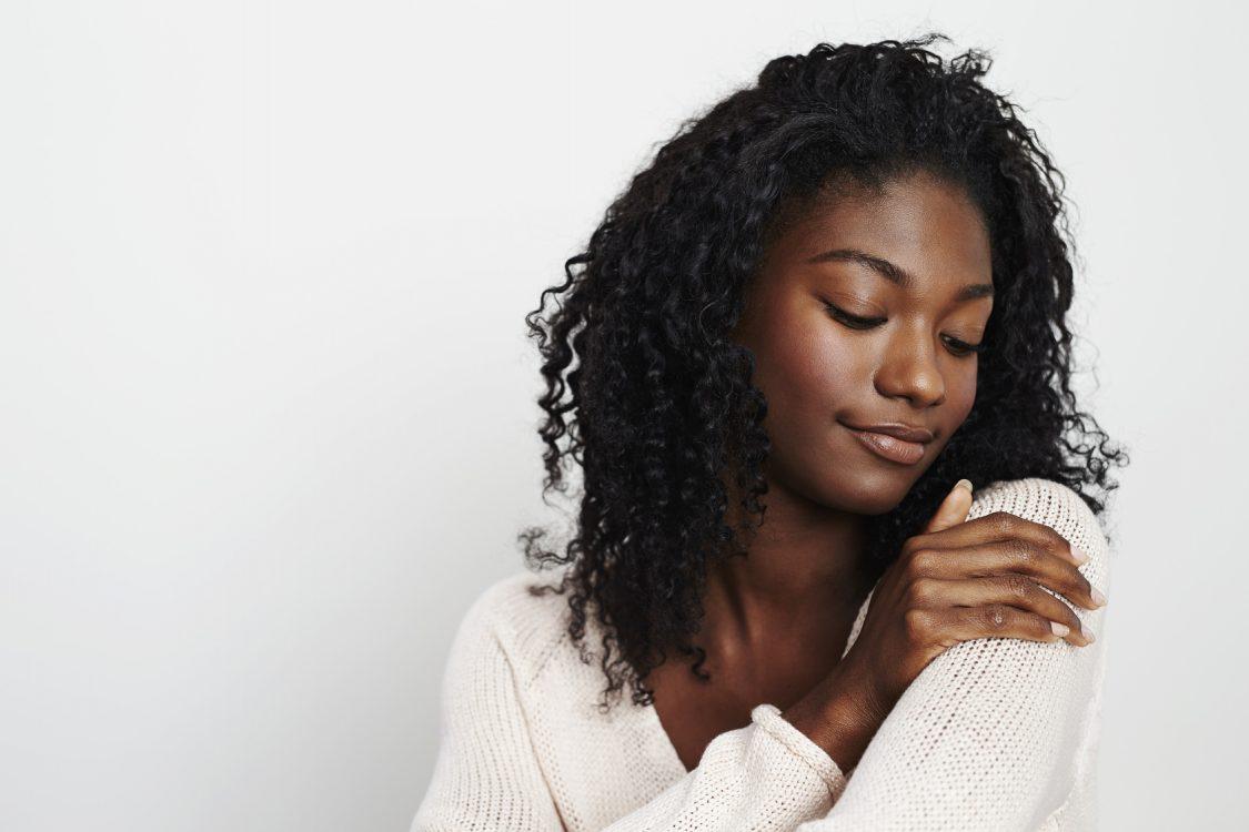 Peau noire : les soins durant l'hiver