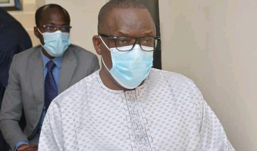 Malicounda: Le Ministre de l'Enseignement supérieur chez Diary Sow