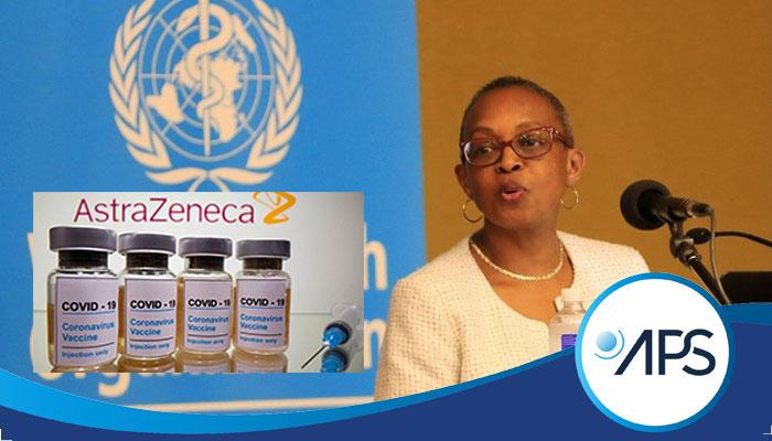 COVID-19 : LE CONTINENT AFRICAIN DANS UN BESOIN URGENT DE 20 MILLIONS DE SECONDES DOSES DE VACCIN (OMS)