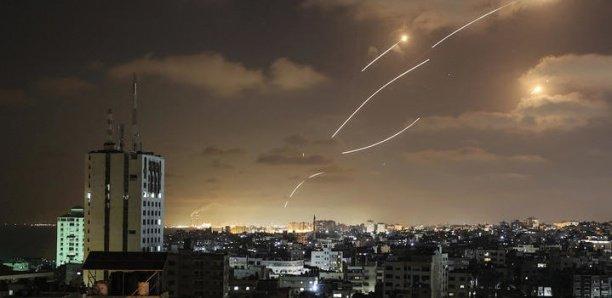 Israël intensifie ses raids à Gaza et combat des émeutes sur son sol
