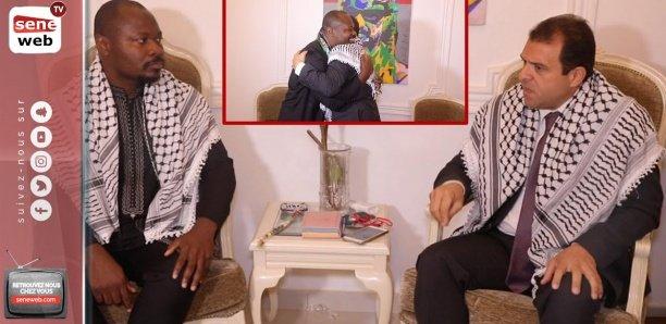 Violences contre le peuple palestinien : Le Frapp rencontre l'ambassadeur de Palestine au Sénégal