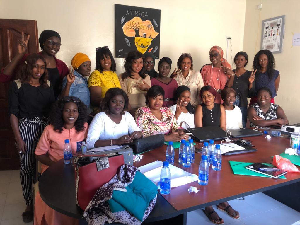 RESPECT DES DROITS DES FEMMES : Aissatou Ndiaye et son équipe «balisent» la voie de la féminisation