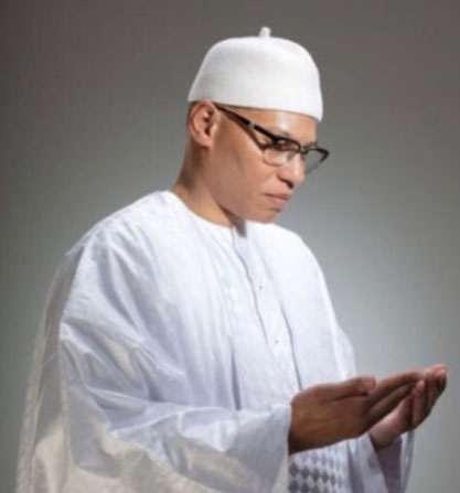Korité/Ascension : Karim Wade présente ses vœux aux Sénégalais et lance un appel à la jeunesse