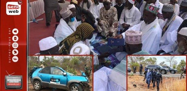 Kédougou : Récital de coran à la mémoire des 3 reporters de Leral décédés dans un accident
