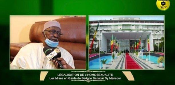La déclaration de Serigne Mbaye Sy Mansour qui a frustré les homosexuels