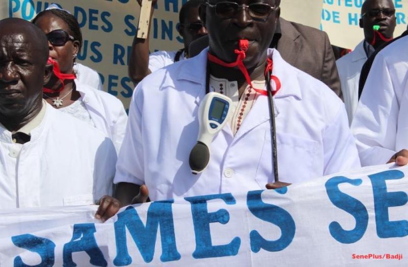 INCENDIE A L'HOPITAL DE LINGUERE : Le Sames décrédibilise l'enquête et indexe l'Etat