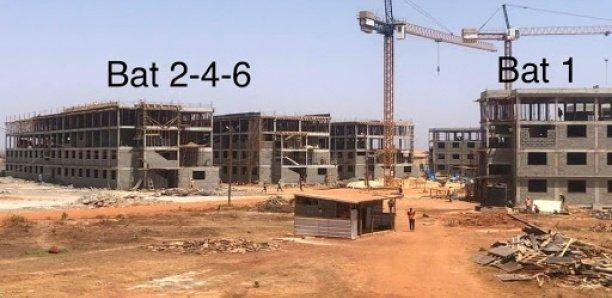 Université Amadou Makhtar Mbow : L'Etat abandonne le chantier