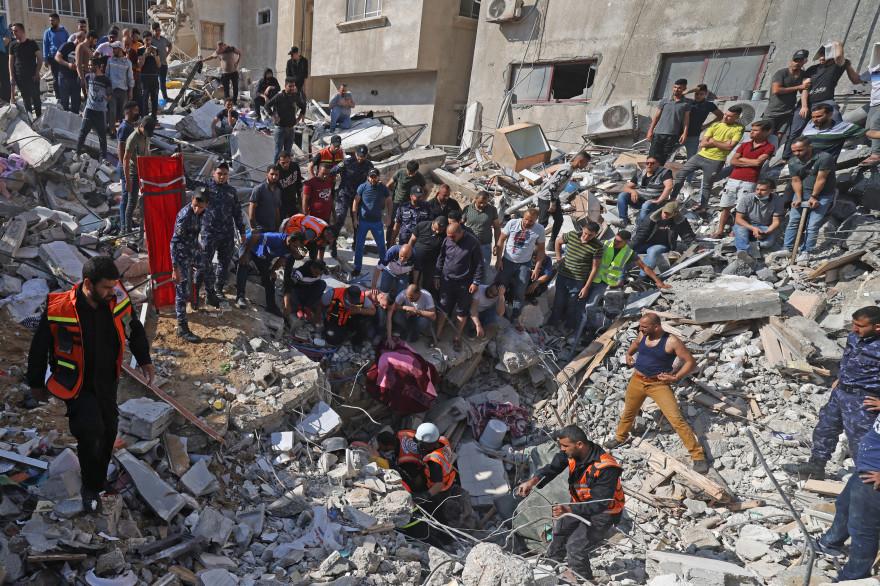 ATTAQUES D'ISRAËL CONTRE LA PALESTINE : Pouvoir et opposition n'accordent pas leurs violons