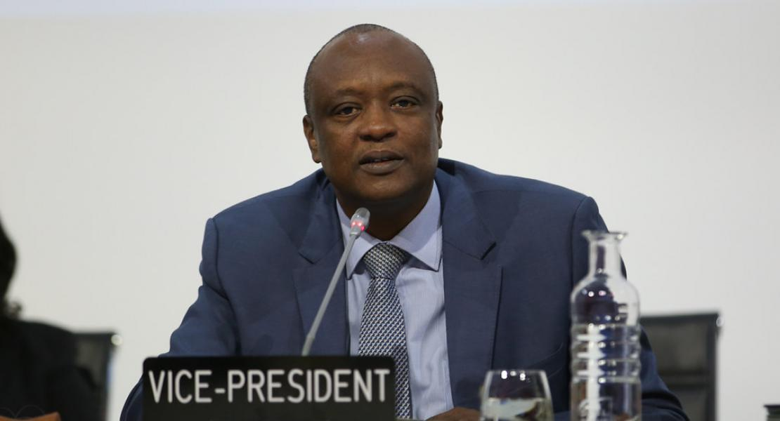 ACHATS PUBLICS : Cheikh Ndiaye Sylla prône la prise  en compte de l'aspect environnemental