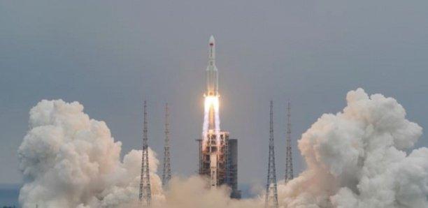Fusée chinoise : Une large partie des débris se sont désintégrés au-dessus de l'océan indien