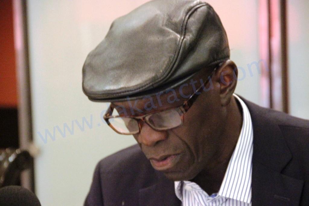 NEGROLOGIE : Décès du journaliste Morib Magassouba