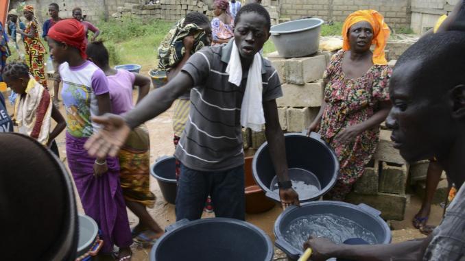 ADDUCTION D'EAU A MBOUR :L'Etat  met en œuvre un programme de 3 milliards 200 millions pour résoudre le problème de l'eau à Nguékokh