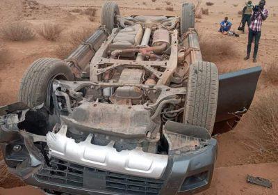 Urgent-Matam : Mbaye Pékh et Modou Bara Dolly victimes d'un accident de la circulation…