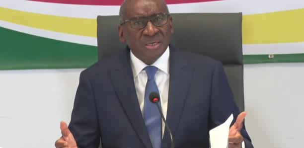 """Avion présidentiel : L'opposition """"convoque"""" Sidiki Kaba à l'Assemblée"""