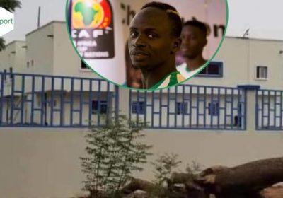 INAUGURATION DE L'HÔPITAL DE BAMBALI : Sadio Mané est passé à l'acte