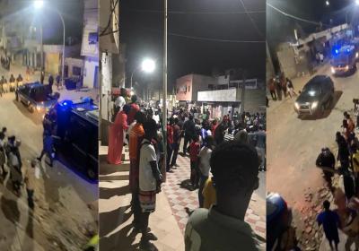Attaque du domicile de Seydina Issa Laye : Plusieurs blessés acheminés à l'hôpital