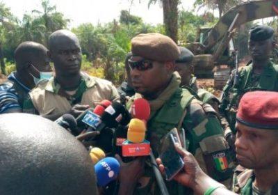 OPÉRATION DE RATISSAGE EN ZONE SU : Cinq bases rebelles conquises par l'armée