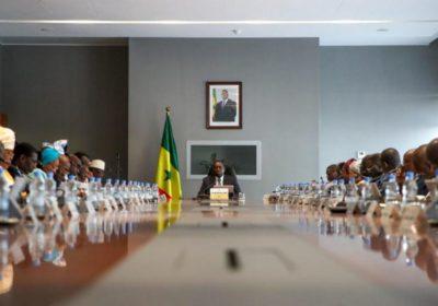 Le communiqué du Conseil des ministres de ce mercredi 9 juin