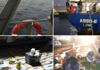 Saisie de 8 tonnes de haschich : La drogue était destinée à la Côte d'Ivoire, les mis en cause déférés