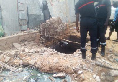 Kabrousse : La mort d'un gardien dans un domaine Belge à Boucotte-Diembering fait sortir les jeunes dans la rue.
