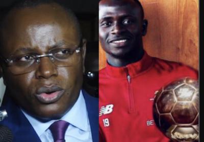 """État """"catastrophique"""" des pelouses au Sénégal : Après Augustin Senghor, Matar Bâ répond à Sadio Mané"""