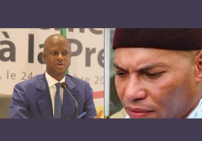 Candidature de Karim Wade: Ce qu'en dit Antoine Diome