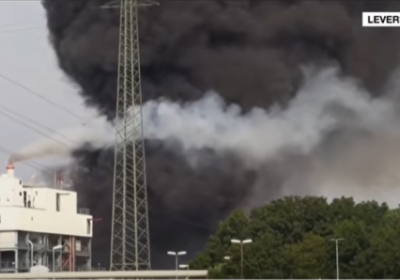 Allemagne : importants dégâts après une explosion sur un site chimique