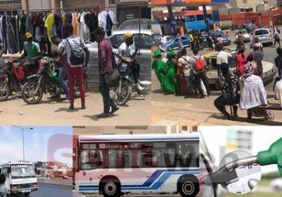 Grève des chauffeurs de bus Tata : Un mouvement d'humeur durement ressenti