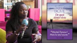 """Parution-""""De quoi aimer vivre"""": le nouveau livre de l'écrivaine sénégalaise Fatou Diome…"""
