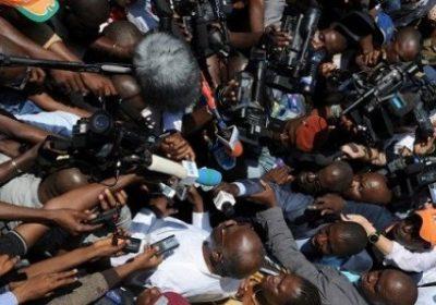 «Beaucoup de journalistes meurent de la Covid-19, en Afrique», Grégoire Ndjaka, Directeur général de l'UAR