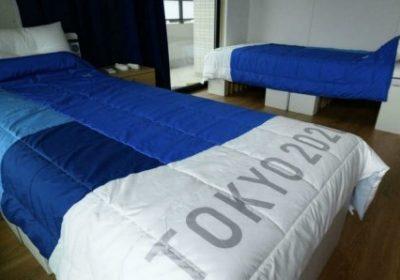 JO-2020 : Ces lits font un carton sur les réseaux sociaux