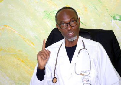 Réunion CNGE : Le Pr Seydi dénonce la qualité de l'oxygène à l'hôpital Fann qui peut être fatal pour les malades et exige le renforcement des centrales d'oxygène.