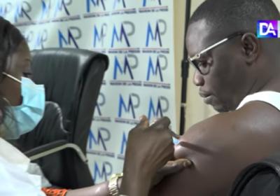 Vaccination Covid-19 : La presse sénégalaise se mobilise