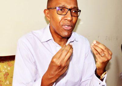 Abdoul Mbaye après la réunion du Cnge : «Qu'a-t-on donc fait au bon Dieu pour mériter ça !»