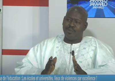 Crise de l'éducation : Cheikh Mbow dévoile l'origine de tous ces problèmes