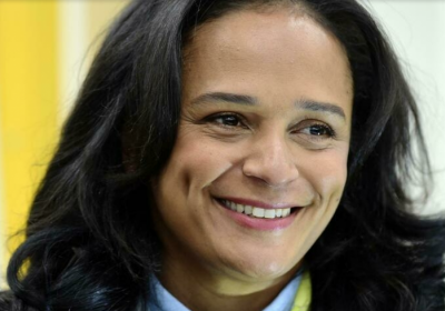 Isabel dos Santos doit restituer 400 millions d'euros d'actions à la compagnie Sonangol