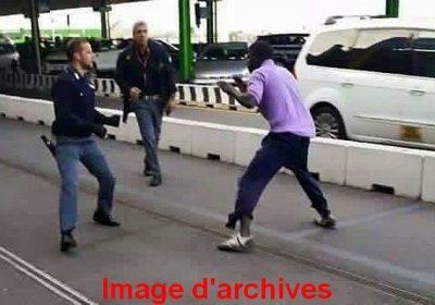 Italie : Un Sénégalais arrêté pour avoir brutalisé sa petite amie et les policiers…
