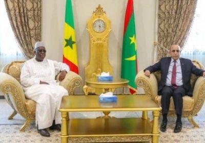 Pêche, gaz, Omvs… : Ce que Macky Sall et Mohamed Cheikh El Ghazouani se sont dit en Mauritanie
