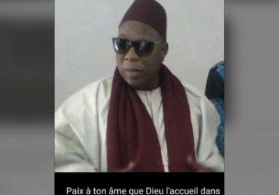 Guédiawaye : Décès du maire de Ndiarème Limamoulaye
