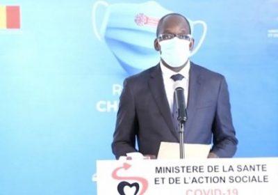Covid-19 : Le Sénégal enregistre 11 décès et 884 nouvelles infections en 24 heures