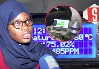 Une étudiante sénégalaise crée un assistant intelligent pour la gestion de la qualité de l'air
