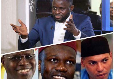 """Thierno Bocoum dénonce """"un deal"""" entre Sonko, Khalifa et Karim"""
