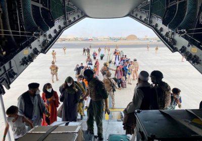 Afghanistan: 16 000 personnes évacuées de l'aéroport de Kaboul sur les dernières 24 heures