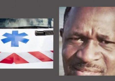 France : Un ambulancier sénégalais poignardé à mort, lors d'une intervention