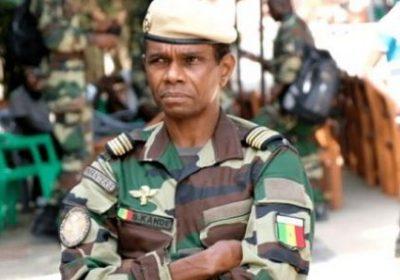 Le Colonel Souleymane Kandé quitte la Zone n°5