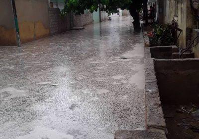 Pluies aux P.A: des maisons entières envahies par les eaux …