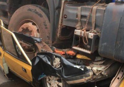 Accident / Kaolack : Le chauffeur malien condamné à 4 ans ferme