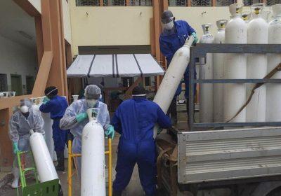 Covid-19: L'Etat casque plus de 10 milliards de FCFA pour 35 centrales d'oxygène