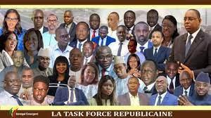 REPLIQUE : La Task force républicaine «démolit» Sonko et Bougane