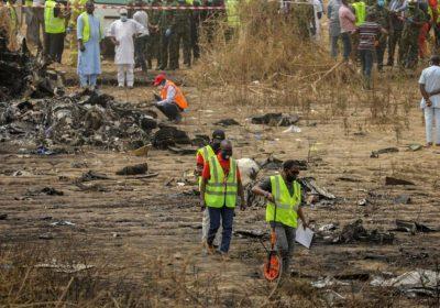 côte d'Ivoire: le crash d'un hélico fait 5 morts